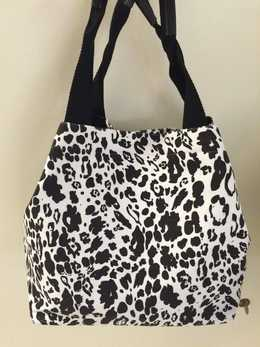 bag med leopardprint