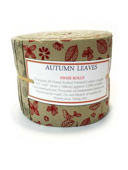 Jelly Rolls - Autumn Leaves