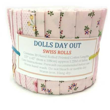 Jelly Rolls - Dolls Day Out