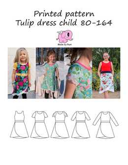 21. Tulip dress child 80-164