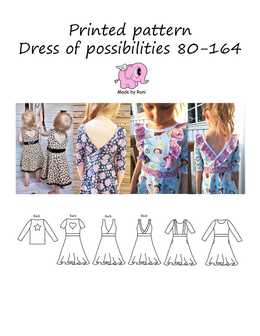 24. Dress of possibilities 80-164