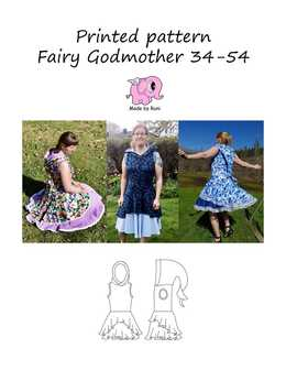 50 B. Fairy Godmother 34-54 (US 4-24)