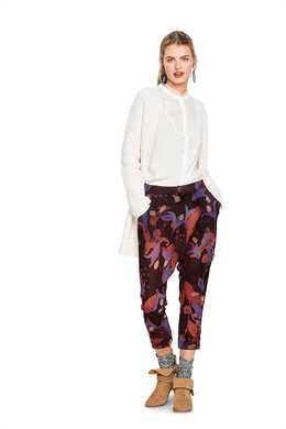 6358. Burda - WOMEN'S TROUSERS