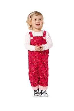 9424. Burda - TODDLER OUTFITS
