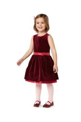 9427. Burda - TODDLERS & CHILDRENS DRESS