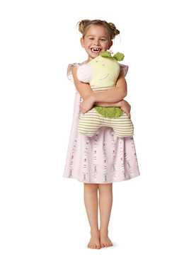 9432. Burda - CHILDRENS SLEEPWEAR