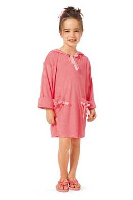 9381. Burda - CHILDREN'S BATHROBE
