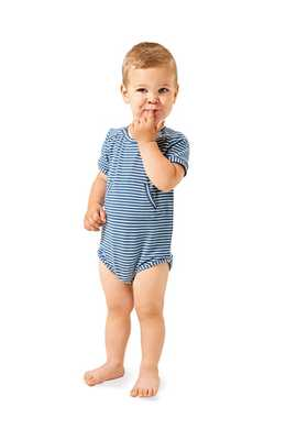 9384. Burda - BABIES BODYSUIT AND ROMPERS