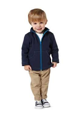 9425. Burda - TODDLERS JACKET