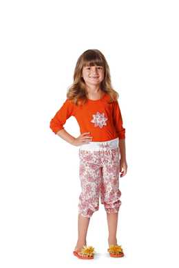 9441. Burda - CHILDRENS PANTS