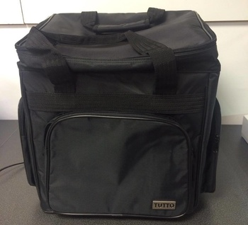 Tutto bag small svart