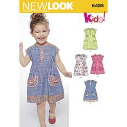 New Look 6485 - Klännning Tunika - Baby