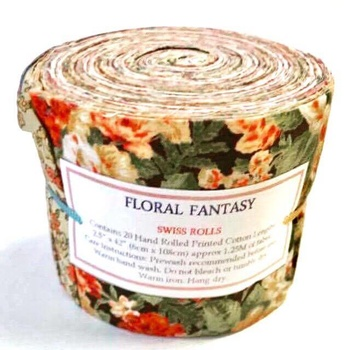 Jelly Rolls - Floral Fantasy 2
