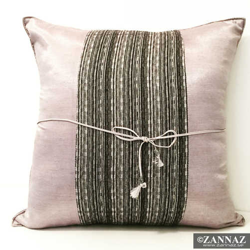 Lyx Pillow - Silver