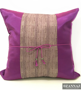 Lyx Pillow - Lila