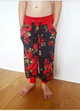 3 Every Day Cosy Pants 50-164 Made by Runi