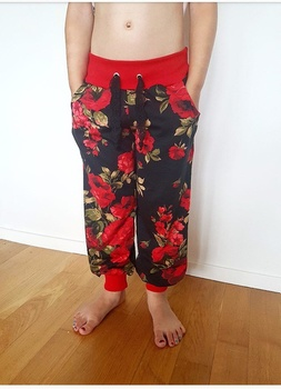 Every Day Cosy Pants 50-164 Made by Runi 3